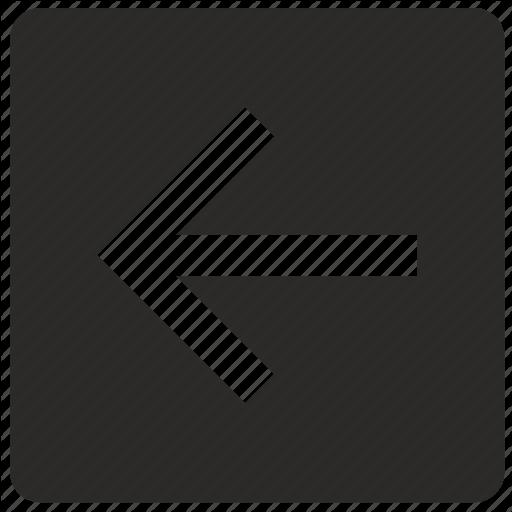 White Arrow Icon Png #211604.