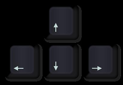 Similiar Down Arrow On Keyboard Keywords.