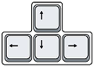 Computer Arrow Symbols.