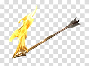 Fire Arrow transparent background PNG cliparts free download.