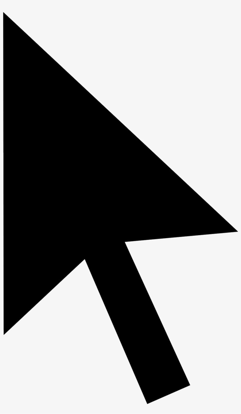Vector Transparent Download Pointer Cursor Clip Art.