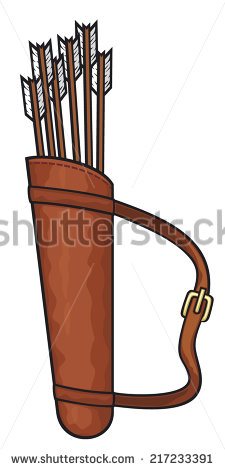 Quiver Clipart.