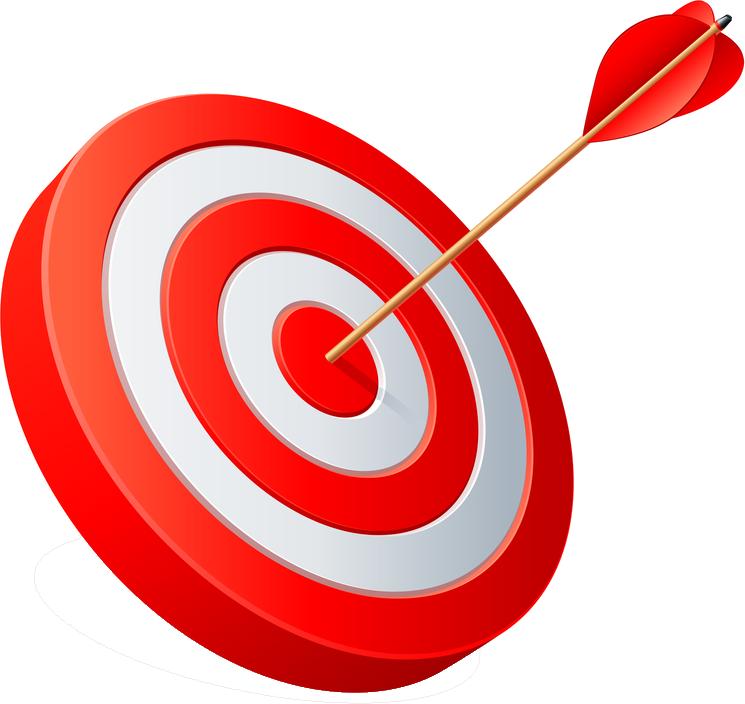 Arrow Target Corporation Bullseye Clip art.