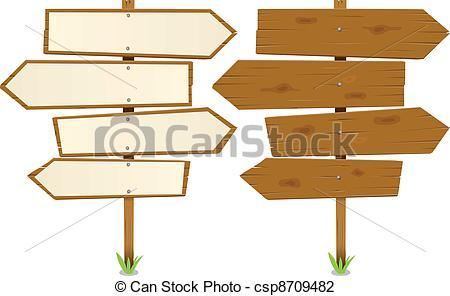 Wood arrow sign clipart 3 » Clipart Portal.