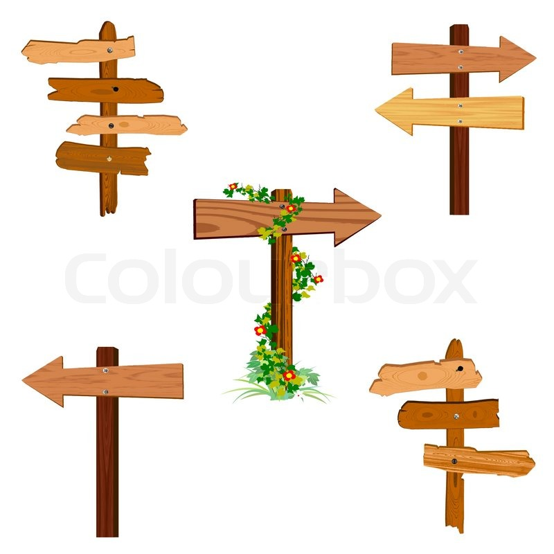 Arrow sign clipart 5 » Clipart Station.