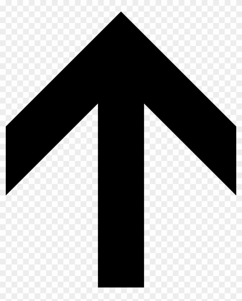 Up Arrow Symbol.