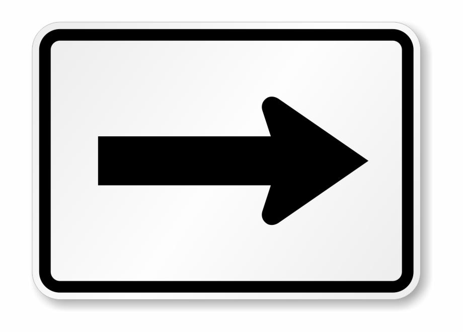 One Direction Arrow Symbol.