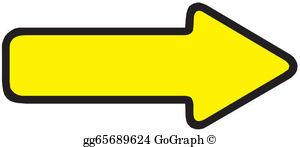 Arrow Symbol Clip Art.