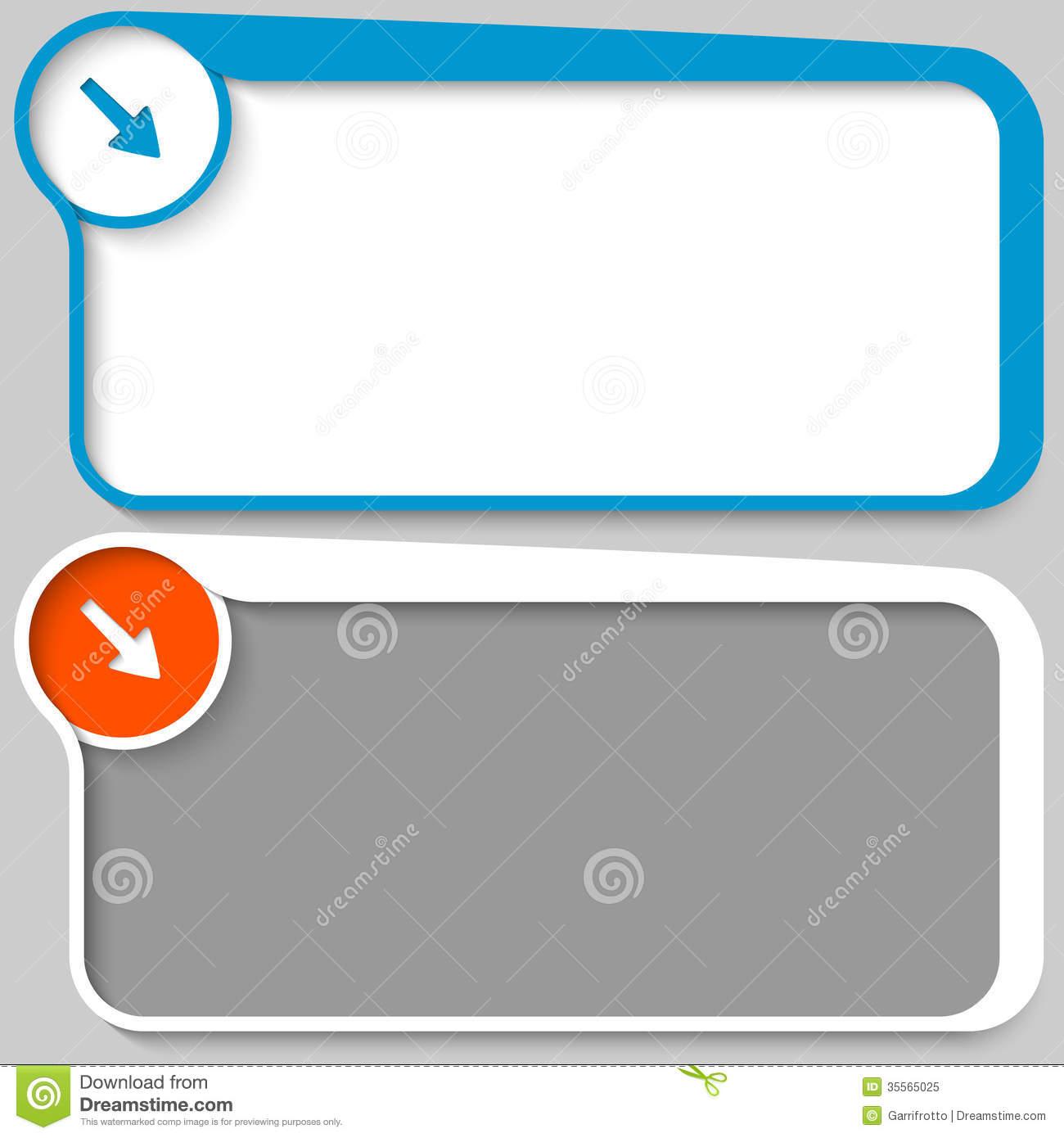 Text Box Clipart Free.