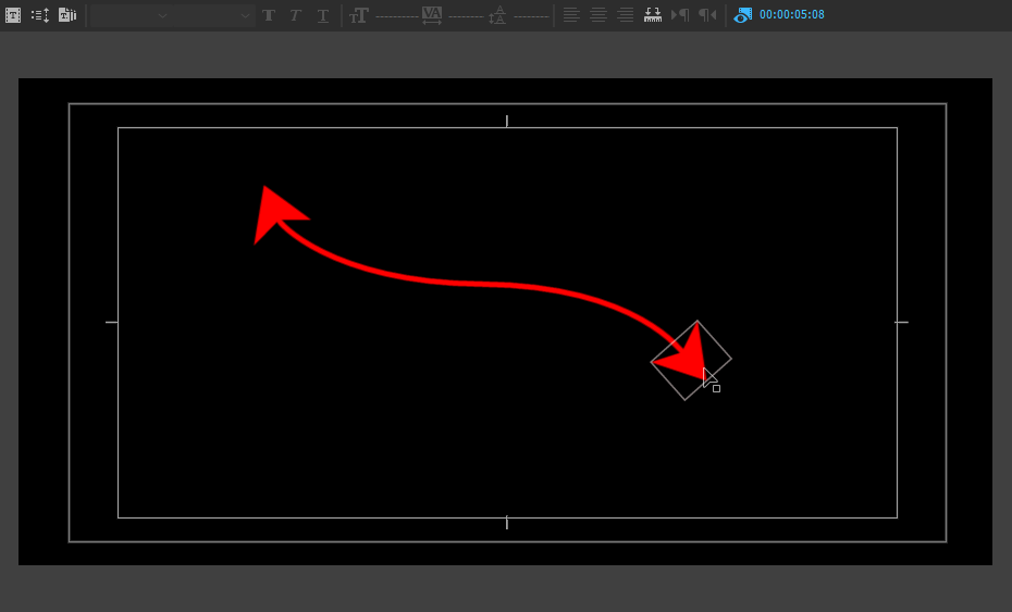 Solved: How to add arrows in Premiere PRO CC.