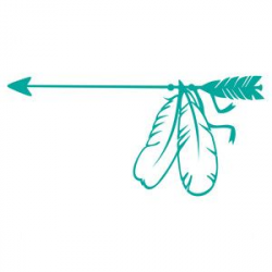 Arrow clipart feather, Picture #233065 arrow clipart feather.