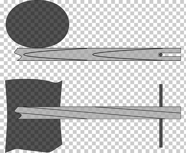 Fletching Arrow Feather Side, arrow feather PNG clipart.
