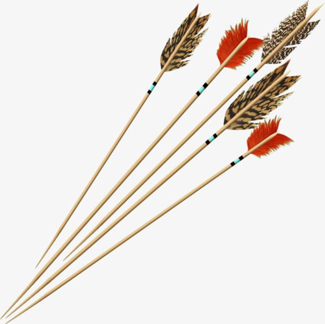 Real Feather Arrow PNG, Clipart, Ancient, Archery, Arrow.