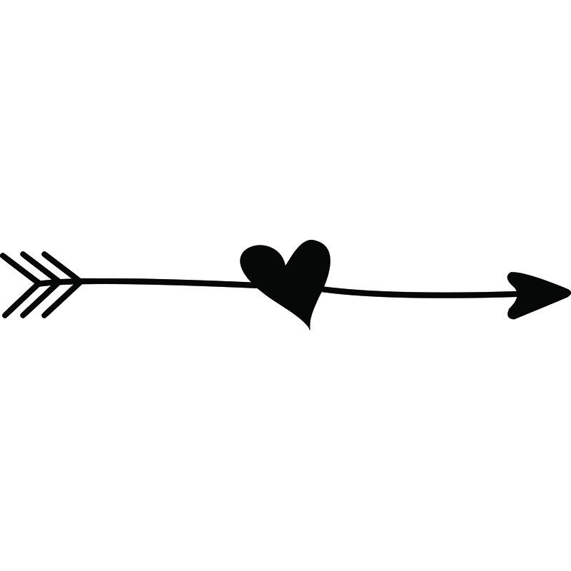 Arrow Line Clipart.