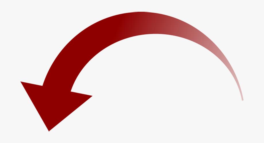 Curved Arrow Clipart.