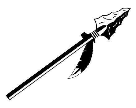 Image result for arrowhead clip art.