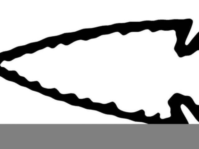 Arrowhead clipart cartoon, Arrowhead cartoon Transparent.