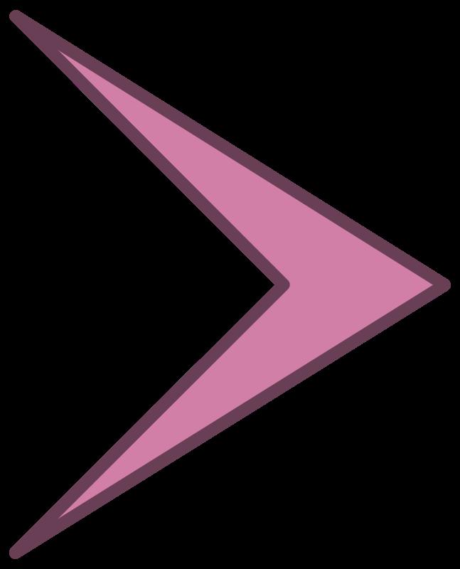 Arrow Cartoon clipart.