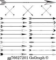 Arrowhead Clip Art.