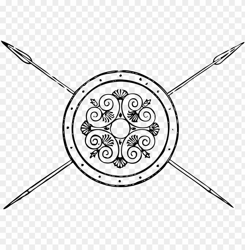 spear clipart page.
