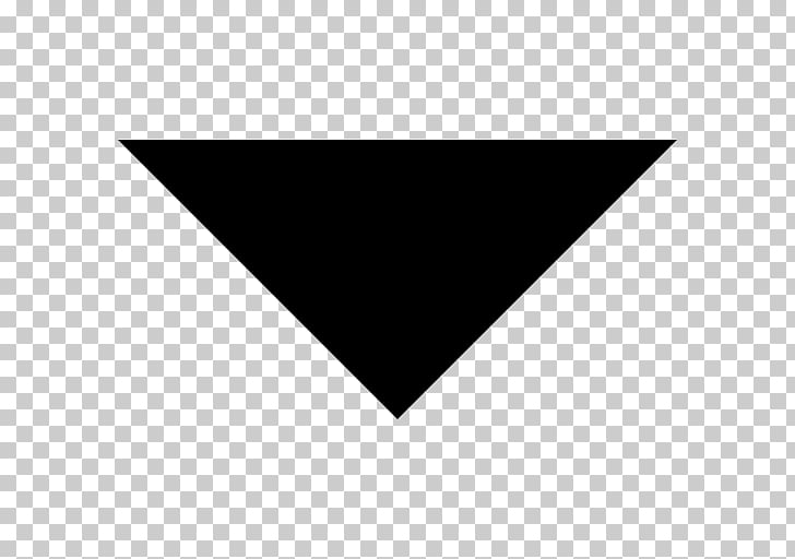 Arrowhead Triangle Computer Icons, Arrow PNG clipart.
