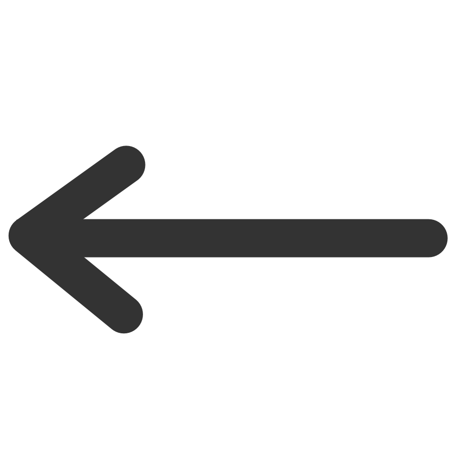 Simple Black Curved Arrows Clipart.