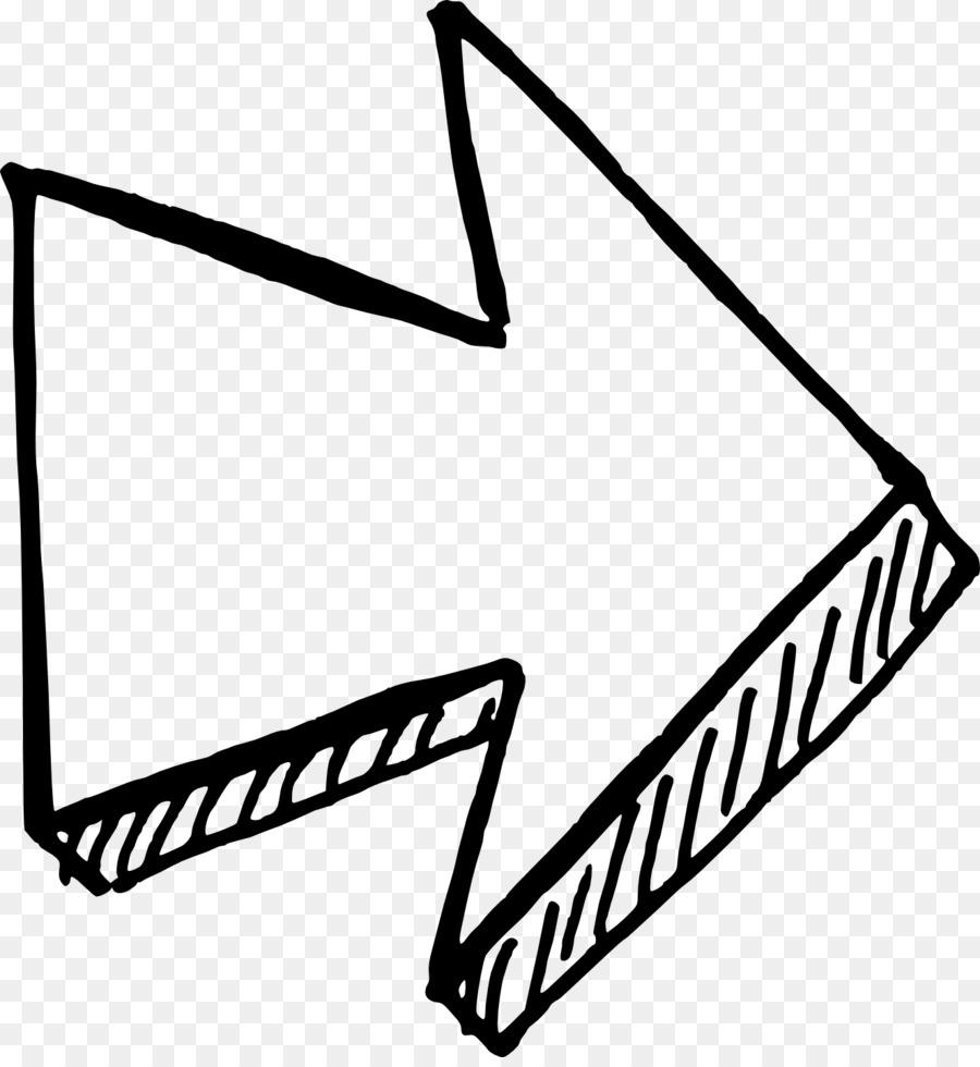White Arrow Background clipart.