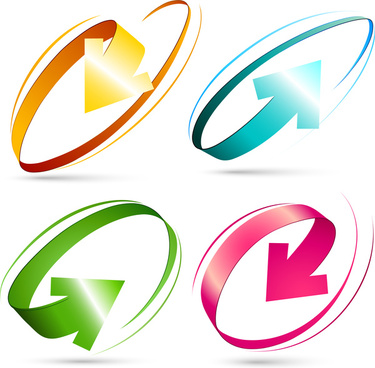 3d circle arrows clipart free vector download (14,528 Free.