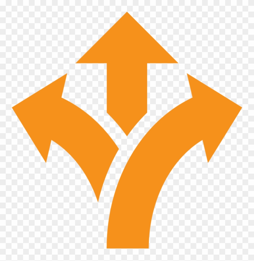 Flexible Arrows Orange.