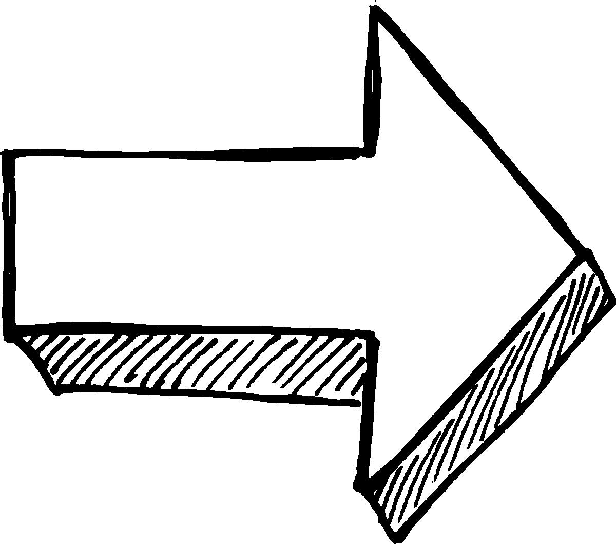 26 Arrow Drawing (PNG Transparent, Vector SVG) Vol. 3.