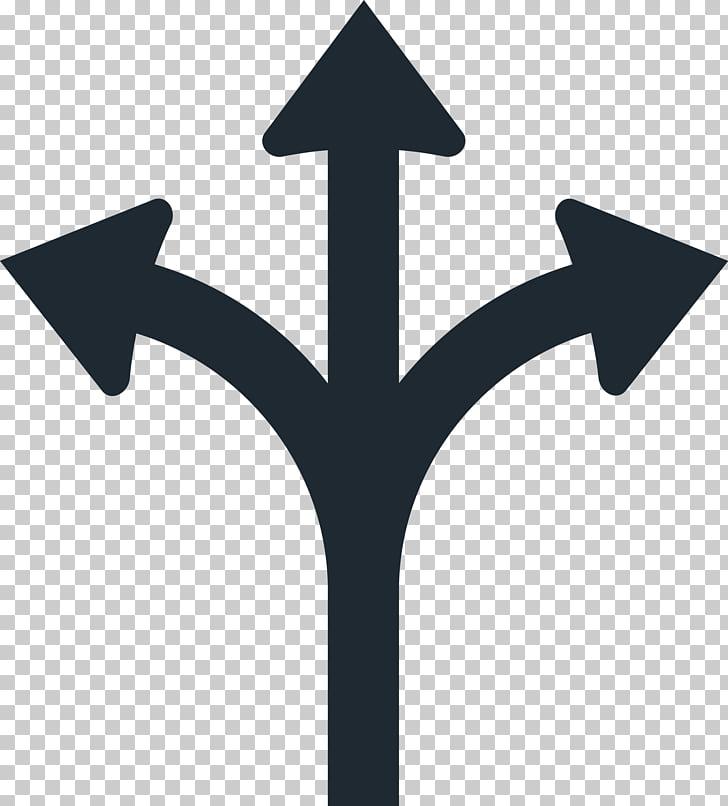 Computer Icons Arrow Split , Arrow PNG clipart.