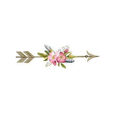 Clipart arrows floral, Clipart arrows floral Transparent.