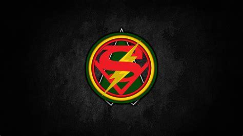 Arrow flash crossover Logos.