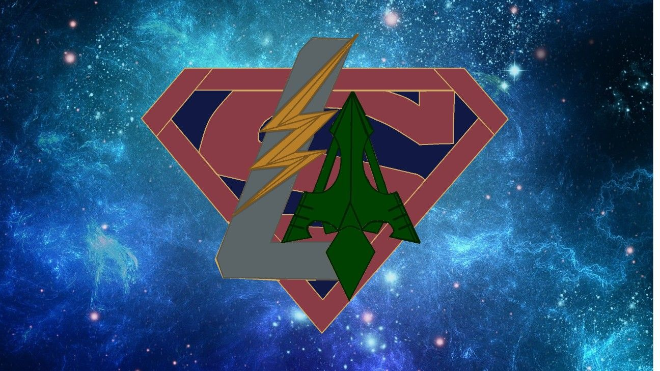 Arrowverse logo.