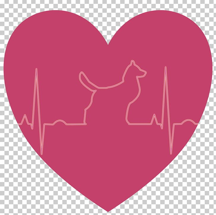 Dog Electrocardiography Heart Arrhythmia PNG, Clipart.