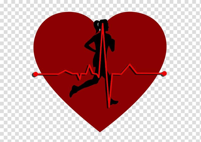 Heart rate Exercise Health Heart arrhythmia, heart.
