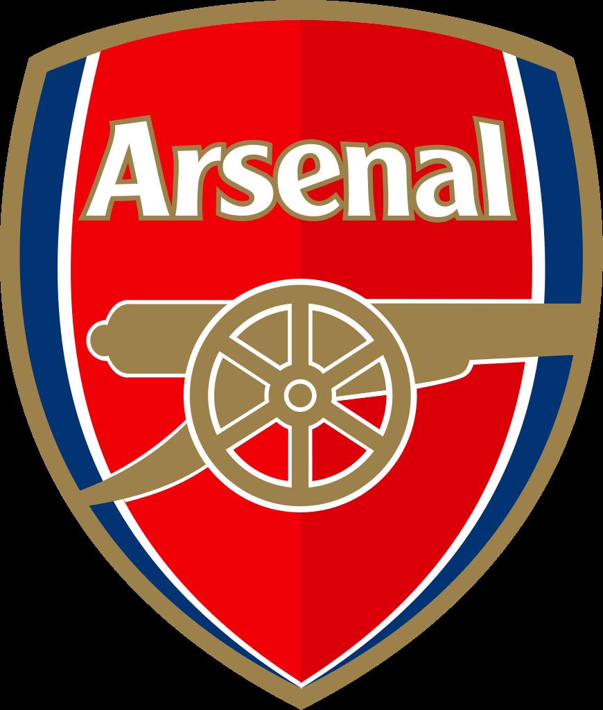 Arsenal Logo transparent PNG.