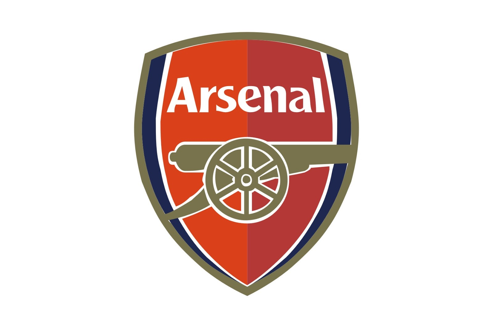 Arsenal 3d clipart.