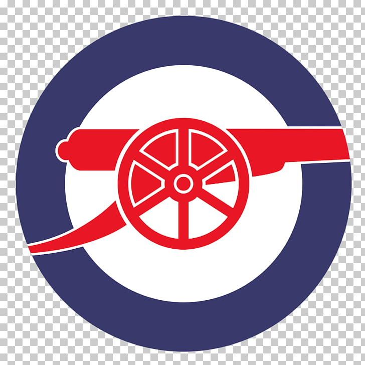 Arsenal F.C. Premier League English Football League Decal.