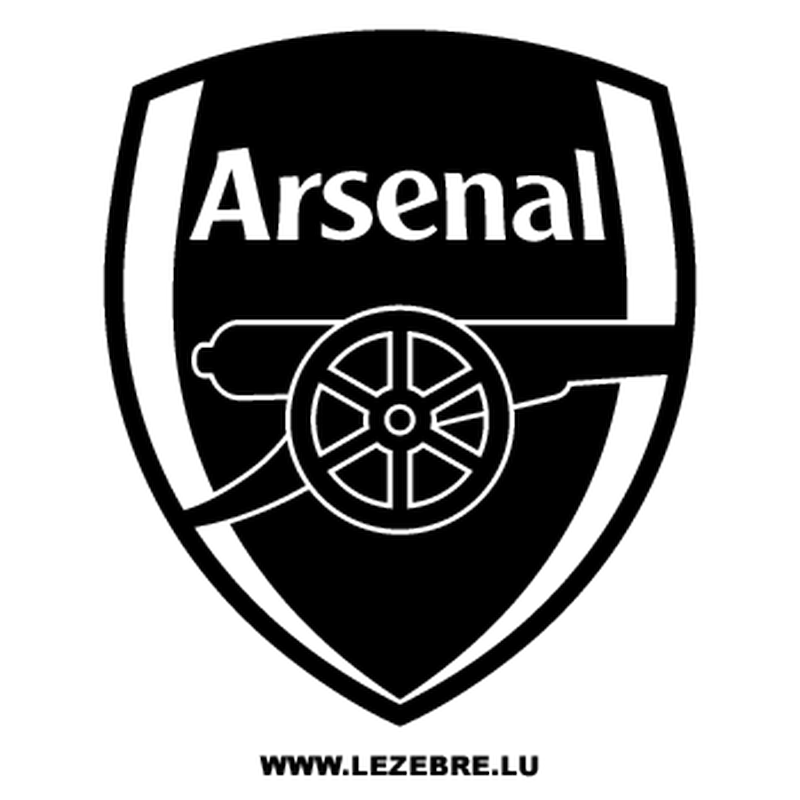 Arsenal LOGO Transparent PNG, Free Logo Arsenal Clipart.