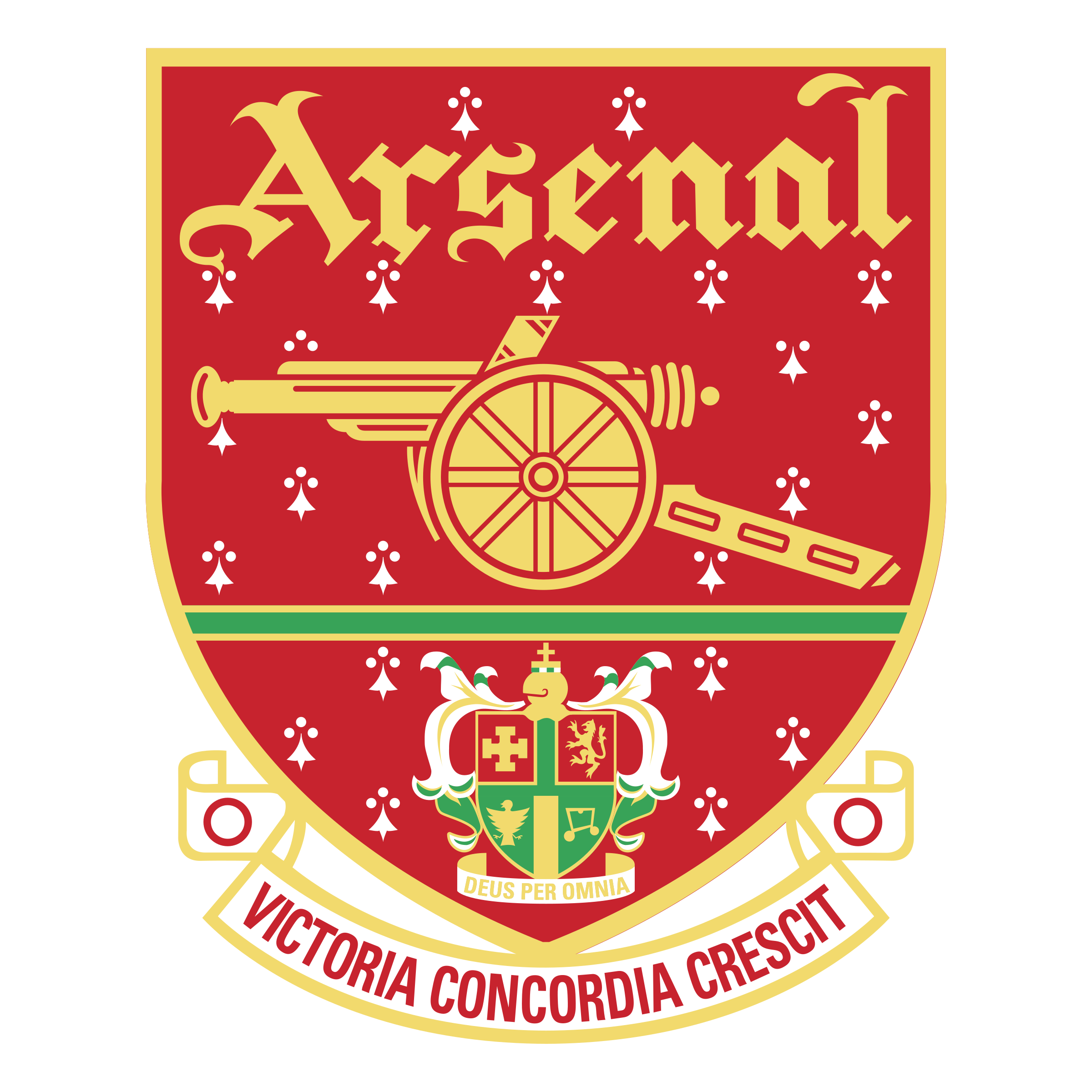 Arsenal Logo PNG Transparent & SVG Vector.
