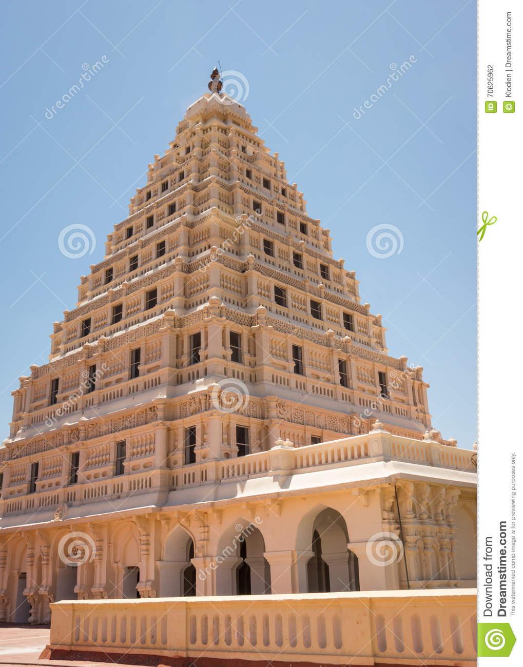 Arsenal Tower At Thanjavur Palace. Editorial Photography.