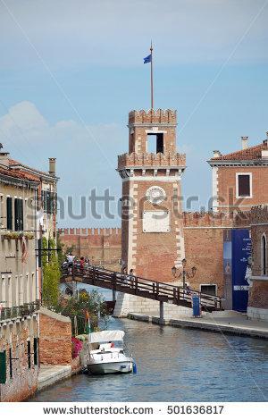 Arsenal Of Venice Stock Photos, Royalty.
