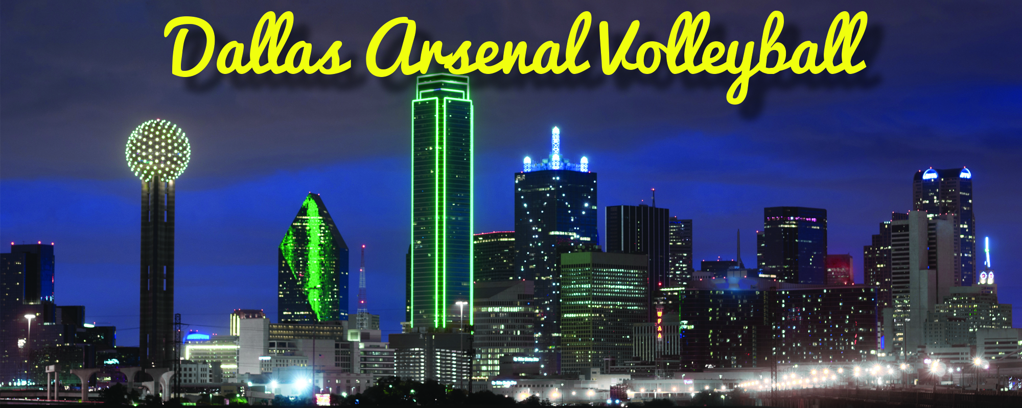 Contact Dallas Arsenal Volleyball.