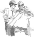 It Contractor Bid Clipart.
