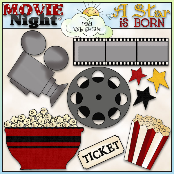 art and craft movie clipart #19