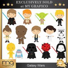 Preschool Printables: Star Wars.