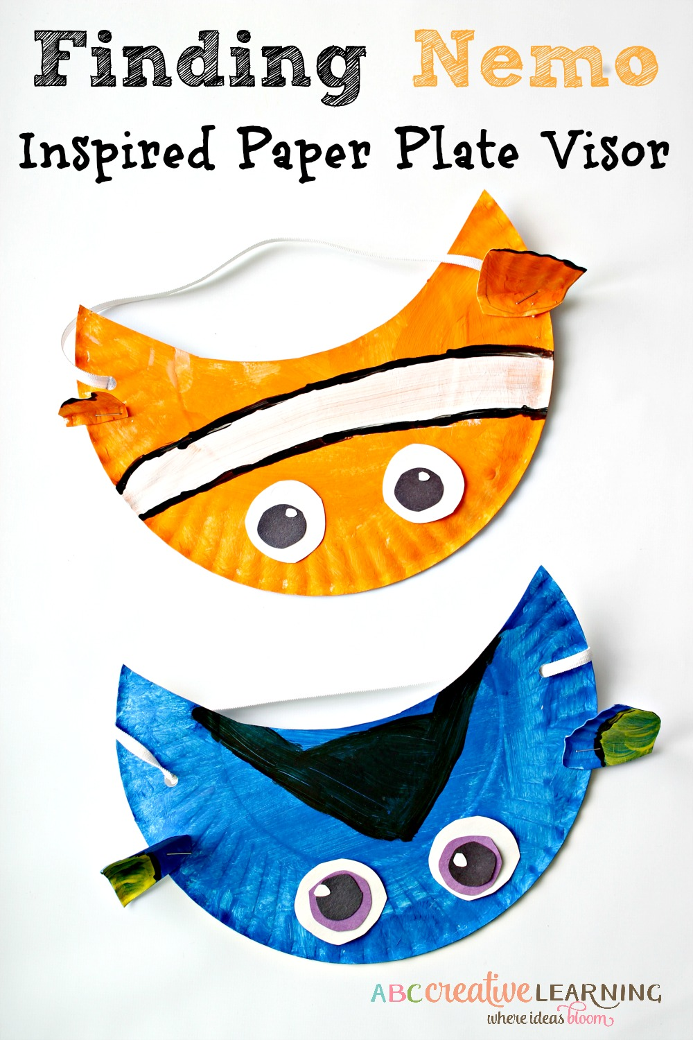 19 Finding Dory Crafts & Activities.