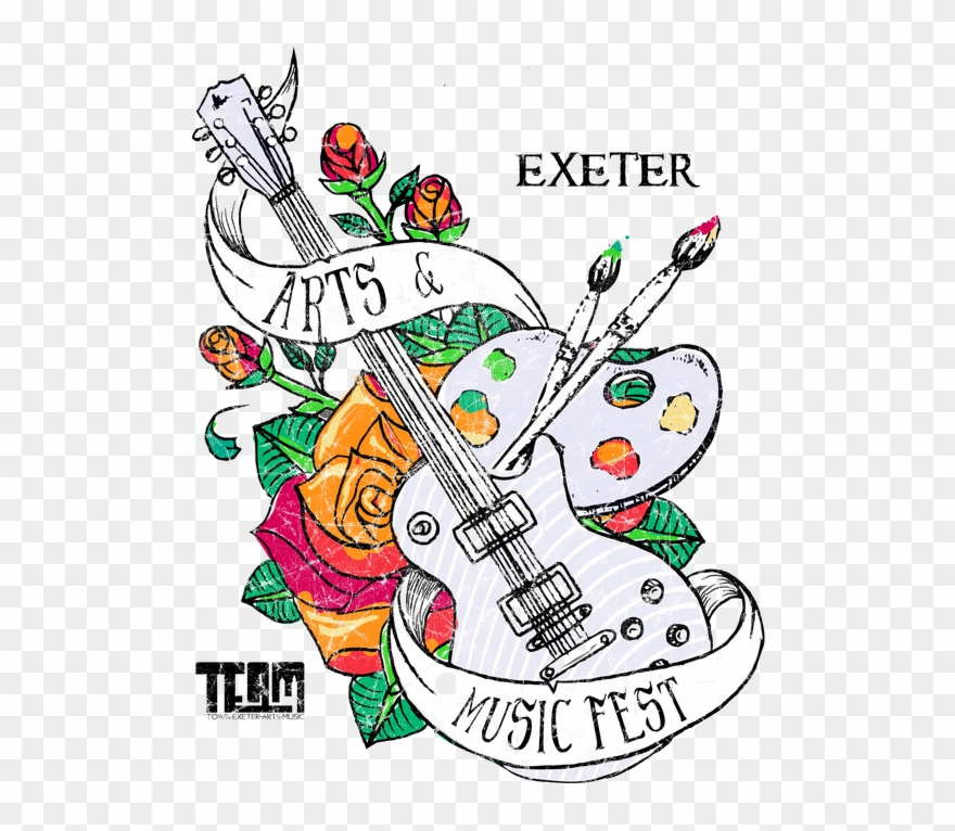 The Exeter Arts & Music Fest Kicks Off The Summer Season.