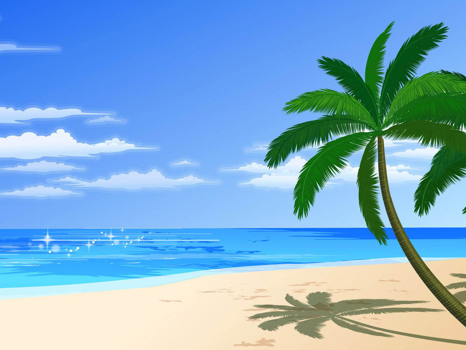 Clip art beach ClipartAndScrap.